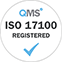 ISO 17100 and 9001 Registered Firm